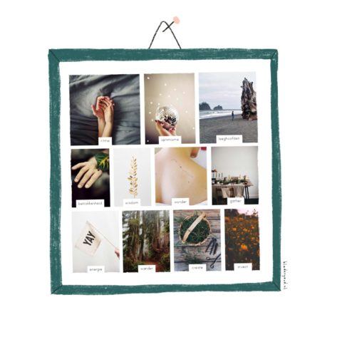 Blog-bladergoud vision board