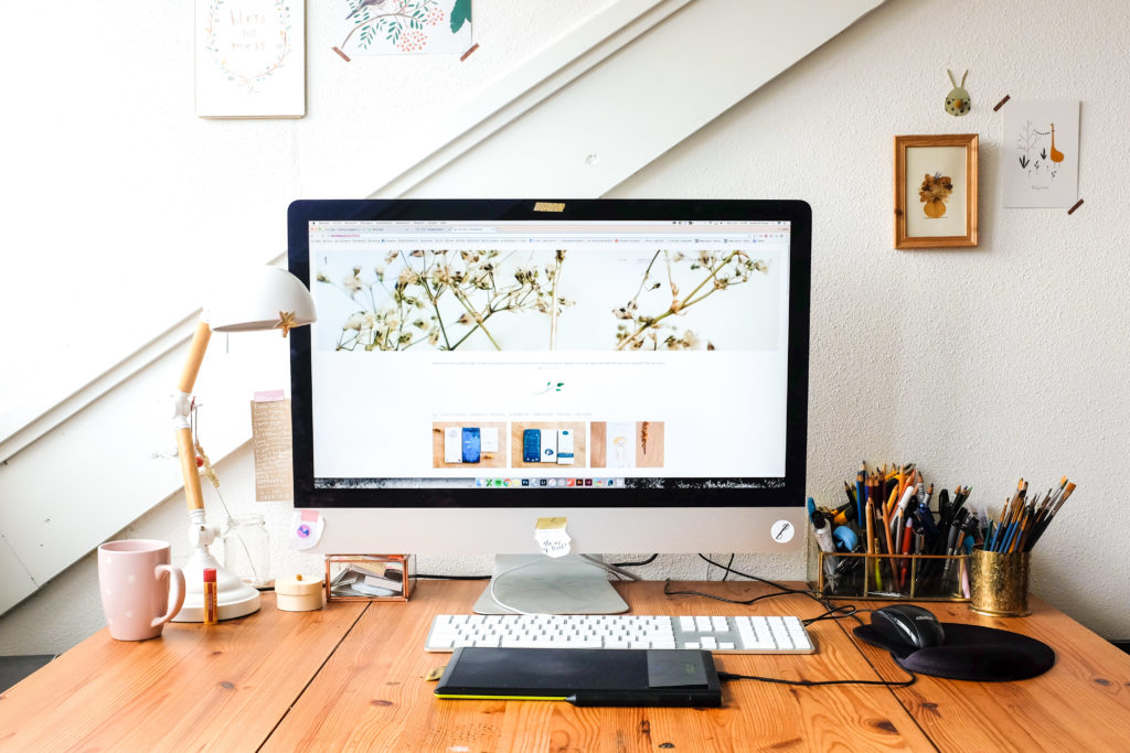 Bladergoud Blog Studio